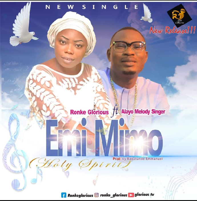 Emi Mimo by Ronkeglorious Ft. Alayo Melody Singer
